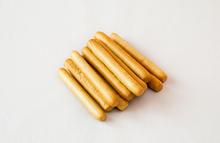 Grisine cu sare / mac / ulei de masline 120 g.